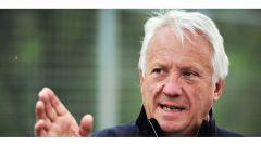 Charlie Whiting il direttore di gara della F1 e capo del dipartimento tecnico della FIA