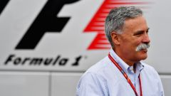 Chase Carey (boss di Liberty Media e della F1)