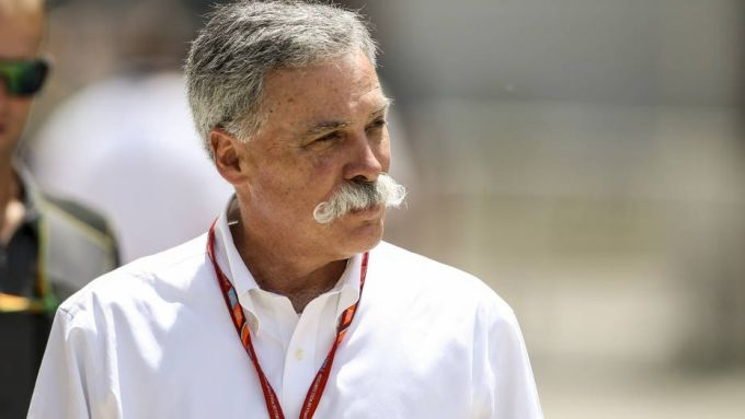 Chase Carey - Patron Liberty Media