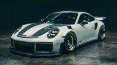 Che stile il rendering di Porsche 911 GT2 RS con la