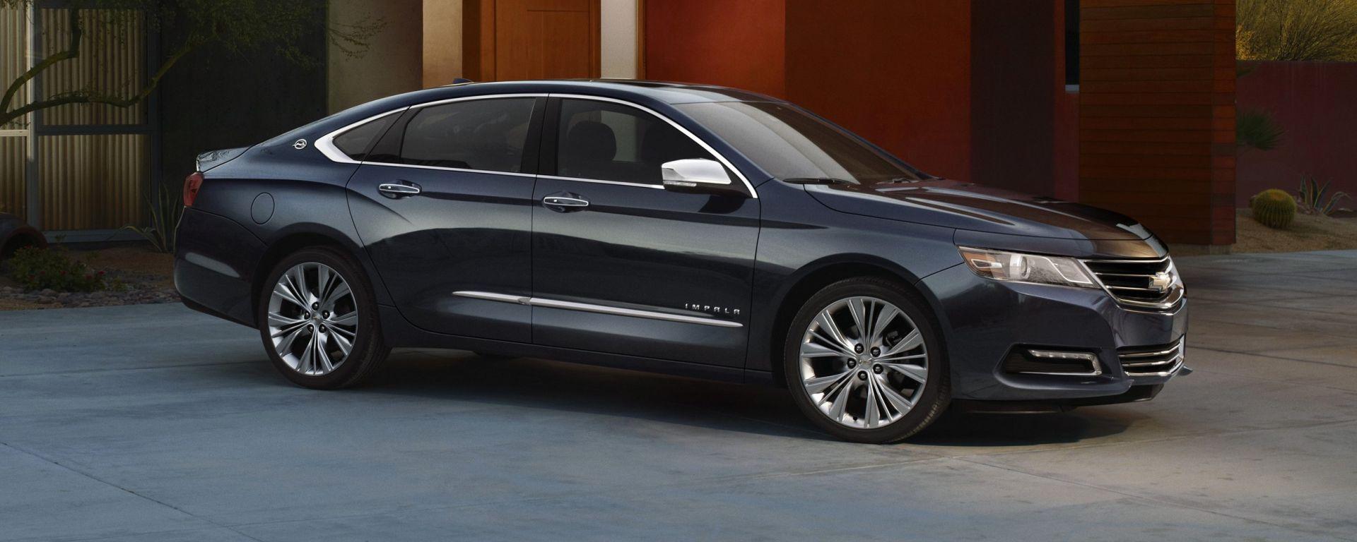Chevorlet Impala 2014