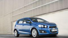 Chevrolet Aveo 1.3 Diesel - Immagine: 10