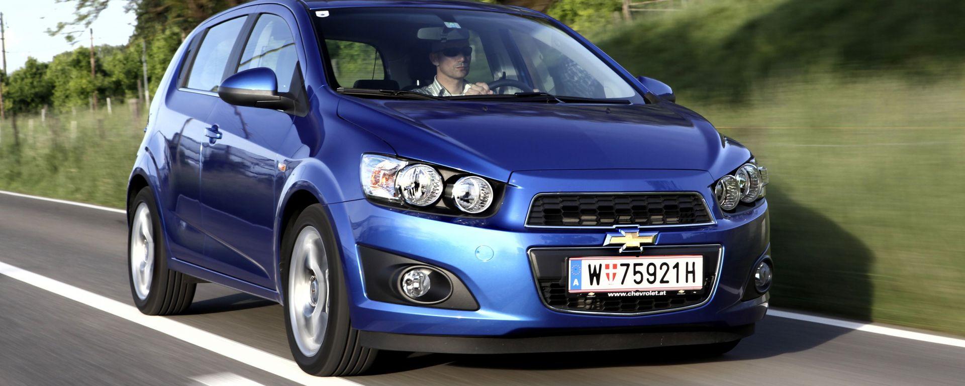 Chevrolet Aveo 1.3 Diesel