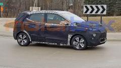 Chevrolet Bolt EUV 2021: foto spia
