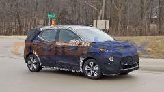 Chevrolet Bolt EUV 2021: vista 3/4 anteriore