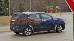 Chevrolet Bolt EUV 2021: vista 3/4 posteriore