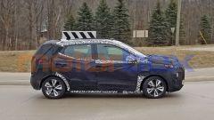 Chevrolet Bolt EUV 2021: vista laterale