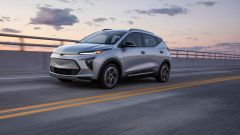 Chevrolet Bolt EUV: frontale