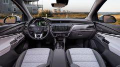 Chevrolet Bolt EUV: interni