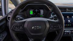 Chevrolet Bolt: il volante