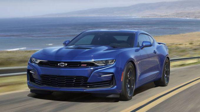 Chevrolet Camaro 2020: arriva la nuova muscle car americana