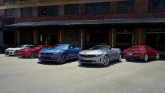 Chevrolet Camaro 2020: il restyling della muscle car americana