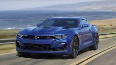 Chevrolet Camaro 2020: modifiche al design, ma resta sempre lei