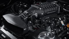 Chevrolet Camaro COPO 2020 John Force Edition: dettaglio del sistema di sovralimentazione