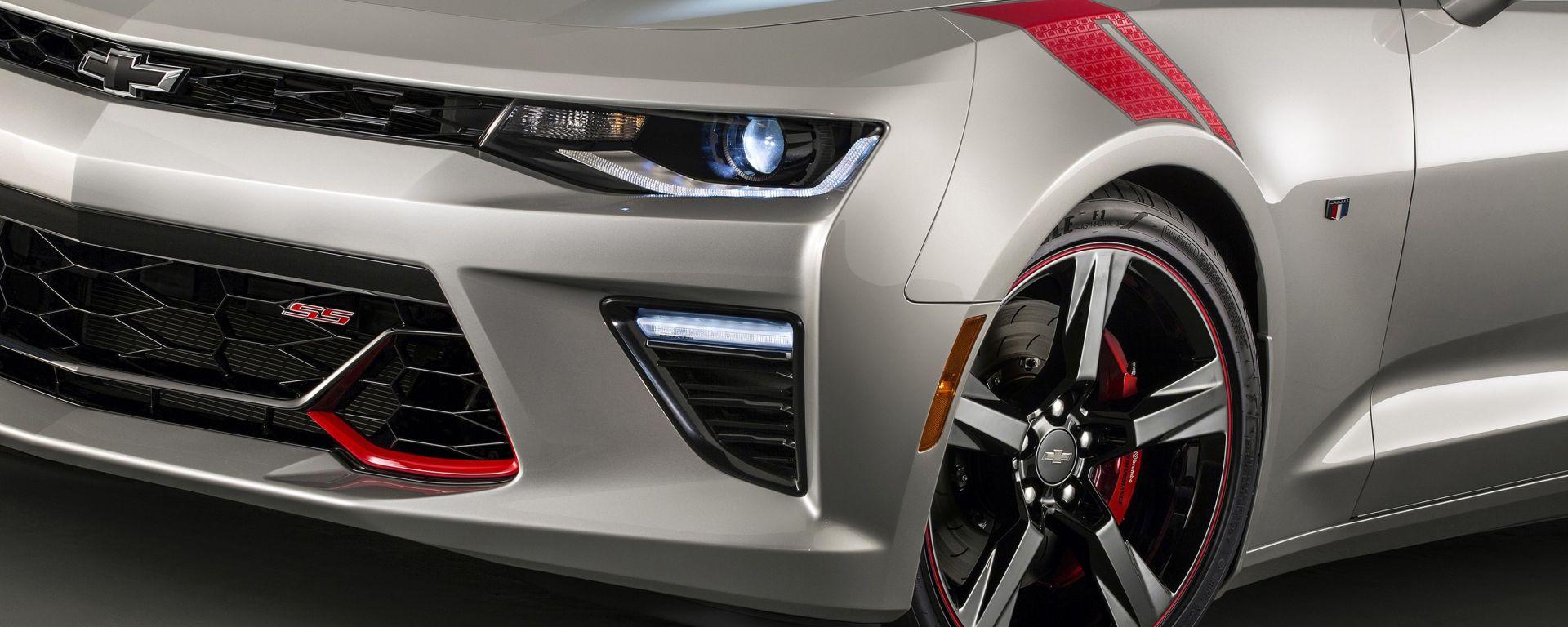 Chevrolet Camaro SS concepts al SEMA 2015
