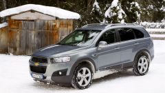 Chevrolet Captiva 2011 - Immagine: 4