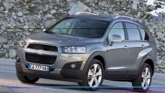 Chevrolet Captiva 2011 - Immagine: 22