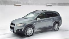 Chevrolet Captiva 2011 - Immagine: 15