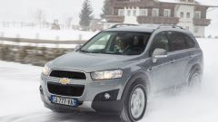 Chevrolet Captiva 2011 - Immagine: 7