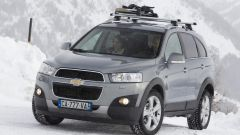 Chevrolet Captiva 2011 - Immagine: 11