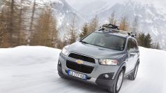 Chevrolet Captiva 2011 - Immagine: 13