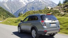 Chevrolet Captiva 2011 - Immagine: 8