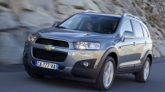 Chevrolet Captiva 2011 - Immagine: 3