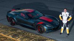 Chevrolet Corvette 2019: arrivavano 4 serie speciali  - Immagine: 4