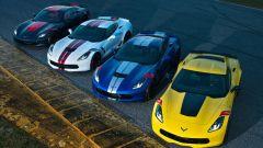 Chevrolet Corvette 2019: arrivavano 4 serie speciali  - Immagine: 1