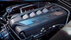 Chevrolet Corvette C8 Styngray 2019: il motore V8