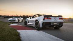 Chevrolet Corvette Carbon 65 Edition: dettagli in fibra di carbonio