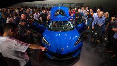 Chevrolet Corvette Stingray 2020, e si scatena il caos