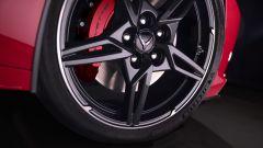 Chevrolet Corvette Stingray 2020, i cerchi