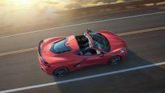Chevrolet Corvette Stingray 2020, il mito cambia pelle