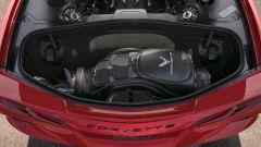 Chevrolet Corvette Stingray 2020, il vano posteriore