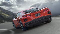 Chevrolet Corvette Stingray 2020, in vendita entro fine 2019