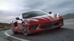 Chevrolet Corvette Stingray 2020, performance da record