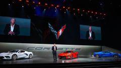 Chevrolet Corvette Stingray 2020, tutti per lei i riflettori