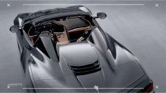 Chevrolet Corvette Stingray Convertible 2020: anteprima del cofano motore