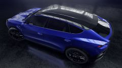 Chevrolet Corvette Stingray SUV: anche in colore blu