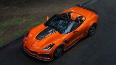 Corvette ZR1: cattiva come sempre e ora anche Convertible - Immagine: 2