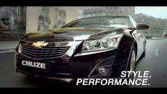 Chevrolet Cruze 2013, la prima uscita è in video - Immagine: 4