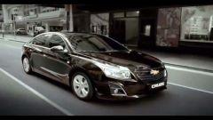 Chevrolet Cruze 2013, la prima uscita è in video - Immagine: 1