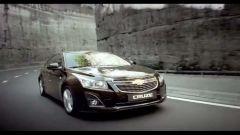 Chevrolet Cruze 2013, la prima uscita è in video - Immagine: 6