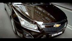 Chevrolet Cruze 2013, la prima uscita è in video - Immagine: 7