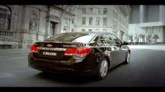 Chevrolet Cruze 2013, la prima uscita è in video - Immagine: 9