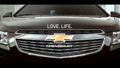 Chevrolet Cruze 2013, la prima uscita è in video - Immagine: 3