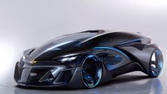 Chevrolet FNR - Immagine: 3