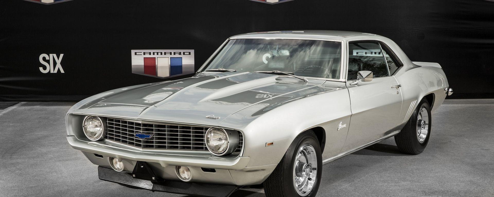 Chevrolet: il museo delle Camaro