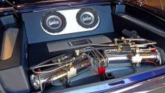 Chevrolet Impala Lowrider 1963: impianto audio